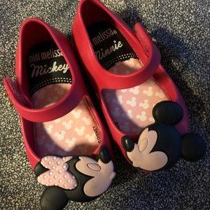 Mini Melissa Mickey & Minnie